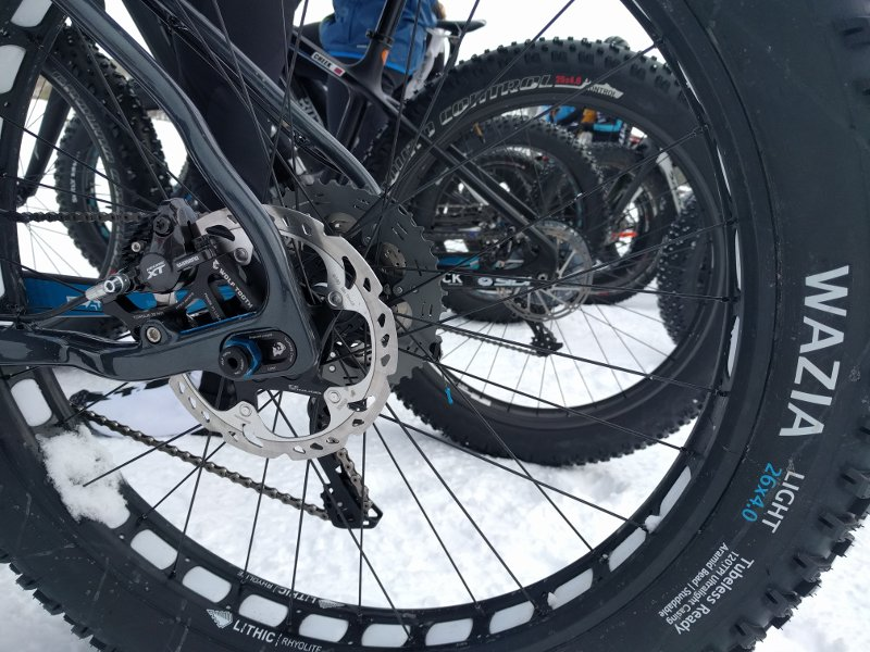 Fat Bike Racing Tires